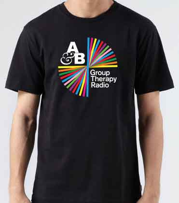 Above Beyond Group Therapy Radio T-Shirt