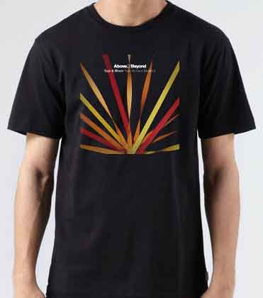 Above Beyond Sun and Moon T-Shirt