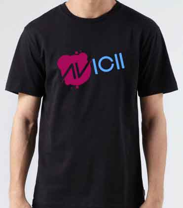 RIP Avicii T-Shirt Live a Life You Will Remember