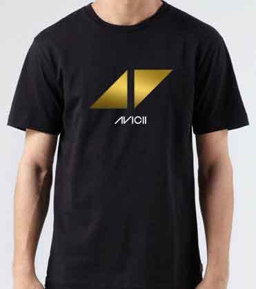 Avicii Triangles Play T-Shirt