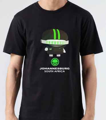 ASOT 500 Johannesburg South Africa T-Shirt