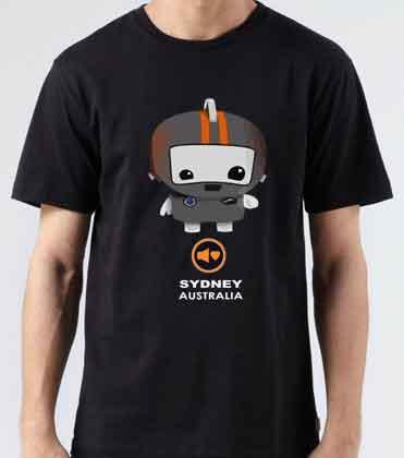 ASOT 500 Sydney Australia T-Shirt