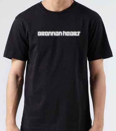 Brennan Heart Logo T-Shirt