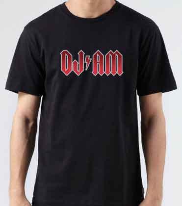 DJ AM Logo T-Shirt