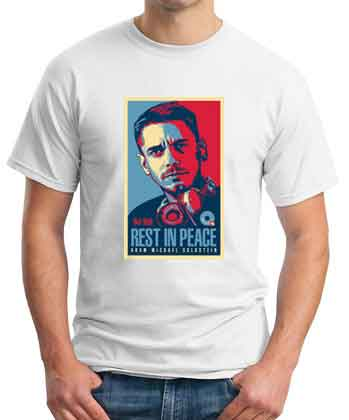 DJ AM RIP T-Shirt