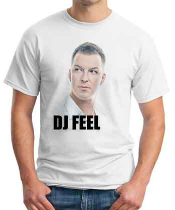 DJ Feel T-Shirt