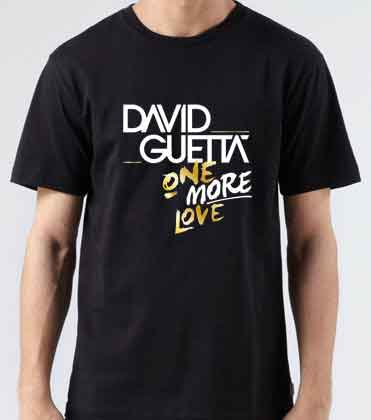 David Guetta One More Love T-Shirt