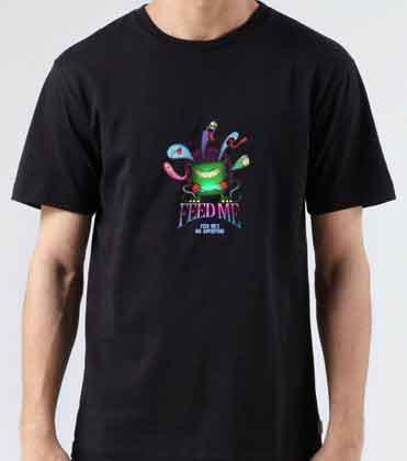 Feed Me Big Adventure T-Shirt