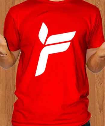 Ferry Corsten Logo T-Shirt