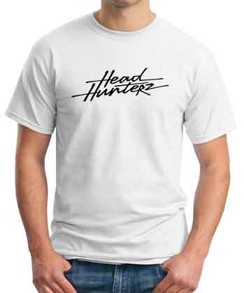 Headhunterz Logo T-Shirt