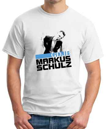 Markus Schulz GDJE T-Shirt