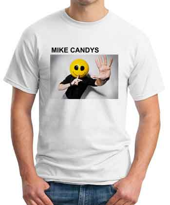 Mike Candys Together Again T-Shirt