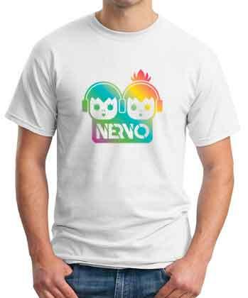 Nervo Logo T-Shirt