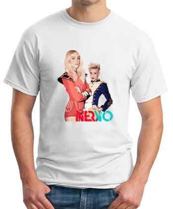 Nervo Parade Girls Destroyed T-Shirt