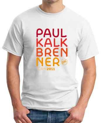 Paul Kalkbrenner T-Shirt Turin