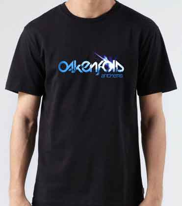 Paul Oakenfold Anthems T-Shirt