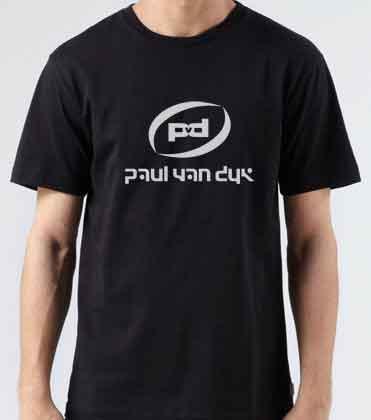 Paul Van Dyk Logo T-Shirt