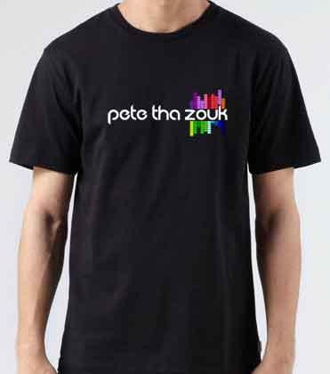Pete Tha Zouk Logo T-Shirt