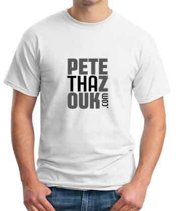 Pete Tha Zouk T-Shirt