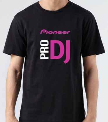 Pioneer Pro DJ T-Shirt