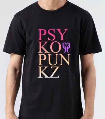 Psyko Punkz T-Shirt