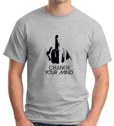 Quentin Mosimann House Bless You T-Shirt