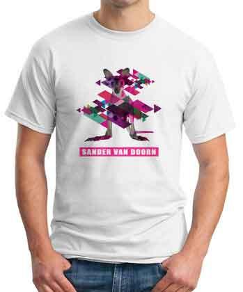 Sander Van Doorn Kangaroo T-Shirt