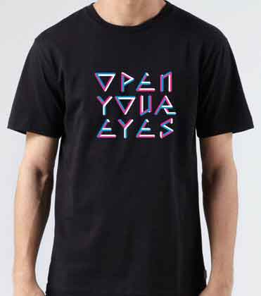 Steve Angello Open Your Eyes T-Shirt