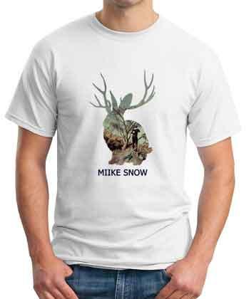 Thomas Gold Miike Snow T-Shirt