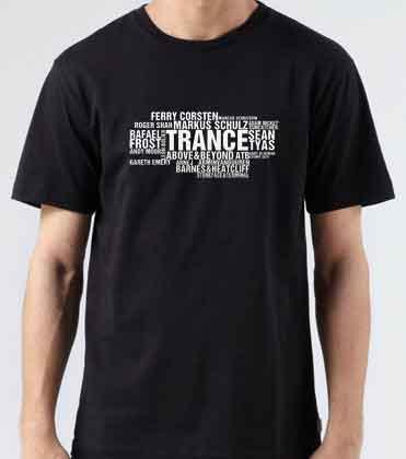 Top DJ Trance T-Shirt