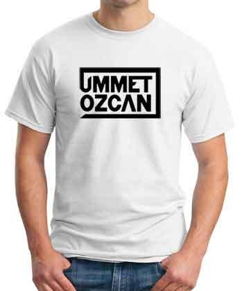 Ummet Ozcan Logo T-Shirt
