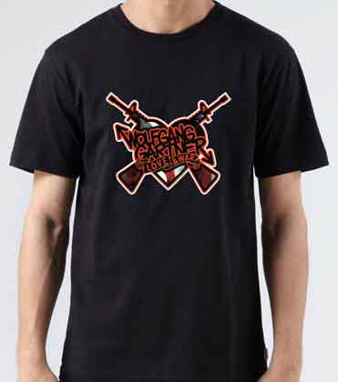Wolfgang Gartner Love and War T-Shirt