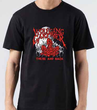 Wolfgang Gartner There and Back T-Shirt