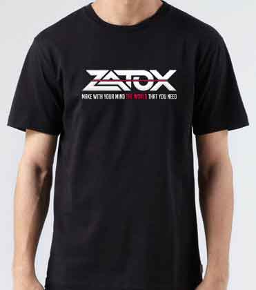 Zatox Logo T-Shirt