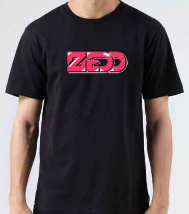 Zedd Logo T-Shirt