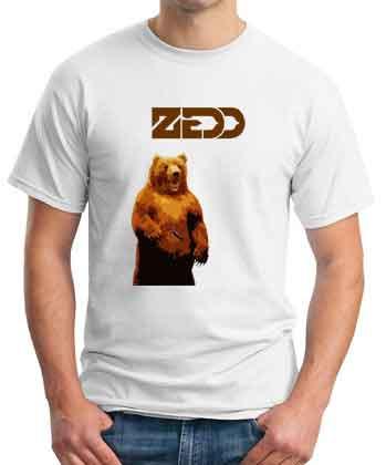 Zedd Shave It T-Shirt
