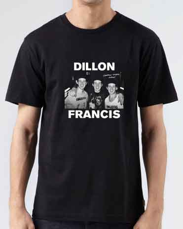 Dillon Francis Something Something Awesome T-Shirt
