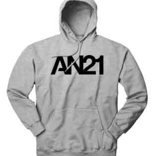 AN21 Hoodie Sweatshirt