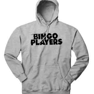 Bingo Players Hoodie Sweatshirt
