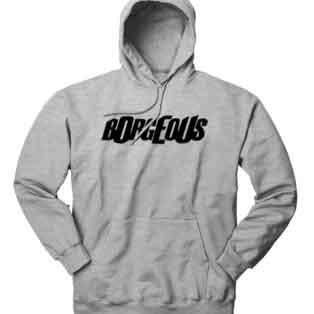 Borgeous Hoodie Sweatshirt