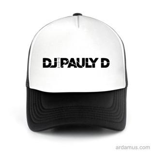 Dj Pauly D Trucker Hat
