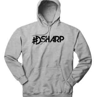 DSHARP Hoodie Sweatshirt