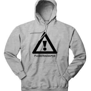 Flosstradamus Logo Hoodie Sweatshirt