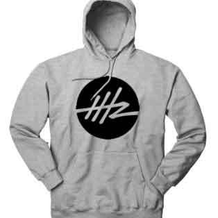 Headhunterz Logo Hoodie Sweatshirt