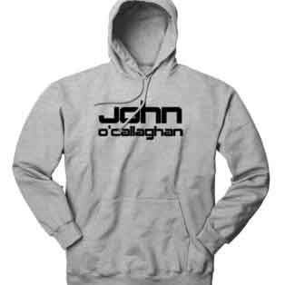 John O Callaghan Hoodie Sweatshirt