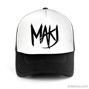 Makj Trucker Hat