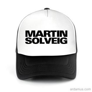 Martin Solveig Trucker Hat