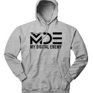 My Digital Enemy Hoodie Sweatshirt