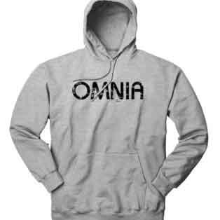 Omnia Hoodie Sweatshirt