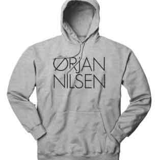 Orjan Nilsen Hoodie Sweatshirt